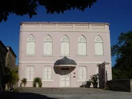 barbados synagogue