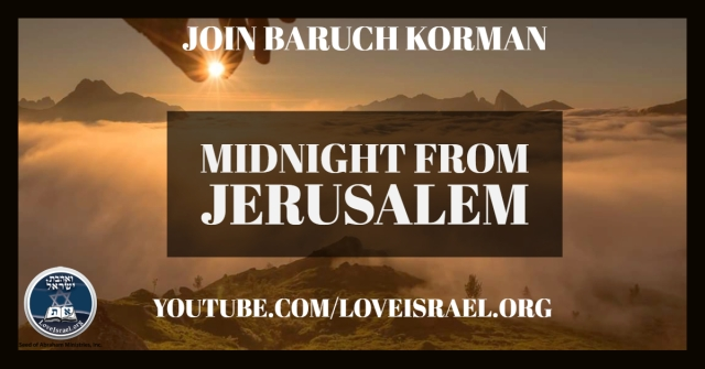 Midnight From Jerusalem | Love Israel Connection
